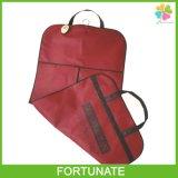 Dustproof Foldable Non Woven Suit Cover Garment Bag