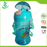 BPA Free Tritan Straw Water Bottle for Wholesale