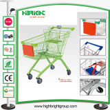 Shopping Cart Manufacturer Metal Shopping Trolley