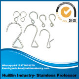 New Design Curtain Hooks for Pinch Pleat Curtain Hanger and Loop Hardware/Fittings
