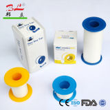 Zinc Oxide Tape in Tin Box Zop Snow Plaster