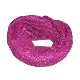 New Fashion Mohair Knitted Collar Scarf