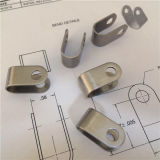 Stainless Steel Metal Stamping Parts - Wire Clamp