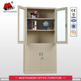Office Design Double Swing Door Metal Stationary Filing Cupboard