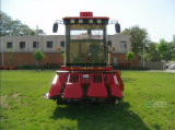 4yz-3b Wheel Type Picker and Peeling Corn Harvester Machine