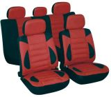 11PCS Full Set Soft PU&Leather Auto Car Seat Cover