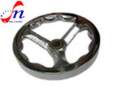 Hand Wheel Casting with OEM Service
