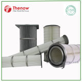 Dust Collection Air Filter Cartridges in Industrial Filtration