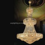 Luxury Golden K9 Crystal Pendant Light (AQ7001)