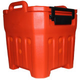 Insulated Beverage Dispenser Lunch Box with Sealed Lid