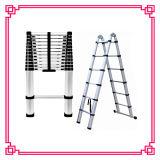 3.8m 13 Steps Aluminum Telescopic Ladder En131/SGS/CE (DLT212)