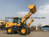 3 Tons Wheel Loader with Pilot Control and AC for Option