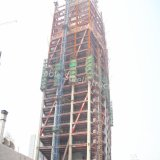 High Rise Steel Frame Building with Nice Quality