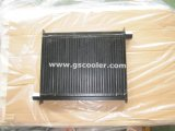 Aluminum Mini Oil Radiator for Oil Cooling System (H1002)