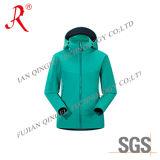 Winter Outdoor Ski Jacket, Soft Shell Jacket (QF-448)