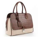 Best Sale & Fashionable Lady PU Designer Handbag (L2003-1)