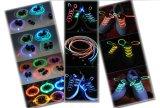 Promotional LED Flashing Shoelace with Fashionable and Beautiful, High Quality
