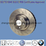 Car Brake Rotor with OEM Numbers and Aimco Numbers