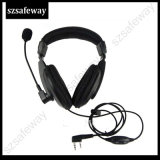 Two Way Radio Headset for Wouxun Kg-Uvd1 / Uvdip Kg-669
