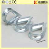 European Type Commercial Thimble, Zinc Plated