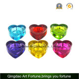 Heart Shape Tealight Candle Holder Gift Set