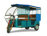 Solar Electric Three Wheeler Car for Sale/Adult Use Electric Power Motor Cargo Tricycle/Electric Solar Car