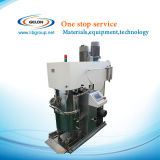 2 Liter Planetary Mixing Machine with Vacuum Pump and PLC Touch Panel Control for Lithium Battery Machine
