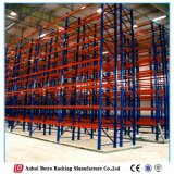 China Steel Galvanized Heavy Weight Pallet Racking, Equipment Storage Cages