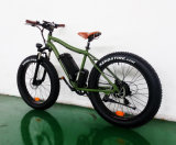 Hot Sale 500W Fat Tire Beach Cruiser Electric Bicycle