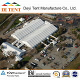 Large Curved Tents for Events
