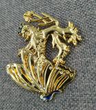 Custom Soft Enamel Badges Metal Lapel Pin / Badge for Promotional Gifts