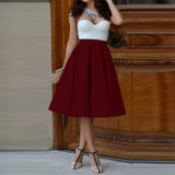 One Set High Quality Sexy Sleeveless Dress for Wholesale