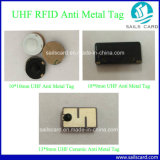 Small UHF RFID Anti Metal Tag with Free Sample