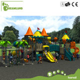 2017 New Style Customized Outdoor Playground Equipment