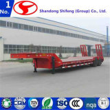 40FT Flat Bed Truck Semi Trailer From China