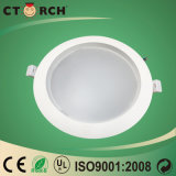 Ctorch China Suppliers New Plastic Cheap SMD Simple Recessed Ceiling 7W LED Downlight