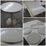 Anti-Pollution Marble Top Dining Table with Chairs