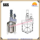 Concentric Twin Shaft Agitator for Texture Coating