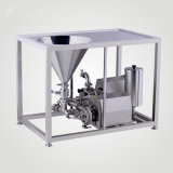 Sanitary High Efficent Online Shear Mixing and Blending Pump System