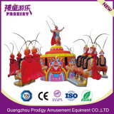 Outdoor Playground Amusement Ride Animal Kiddie Ride Machine on Monkey