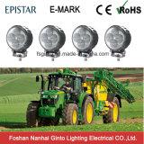 Waterproof 3inch 12W Epistar LED Work Light for Truck/Trailer/Forklift (GT2009-12W)