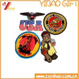 Custom Embroidery Badge, Embroidery Patch and Woven Label / Fabric (YB-PATCH-412)