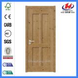 Natural HDF/MDF Moulded Solid Wood Shaker Door (JHK-SK04-2)