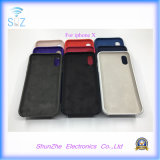 New Fashion Colorful Mobile Phone Silicone Case for iPhone X 6s 7g 8g