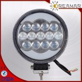 7′′ 90W Auto LED Car Work Light with DRL& Angle Eyes