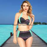 Sexy Classic Moulded Cup Printed Two-Piece Bikini