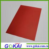 Milk White and Colorful 0.7mm PVC Rigid Sheet for Album