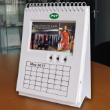 Custom 7inch LCD Screen Video Calendar