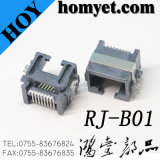 High Quality SMT Type Rj 45 Socket RJ45 Jack Connector with 8p8c for Computer