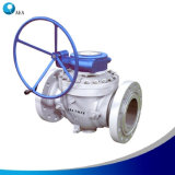 Low Torque Carbon Steel Trunnion Mounted Top Entry Ball Valve
